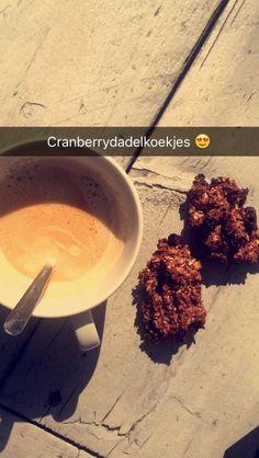 Cranberrie koekies