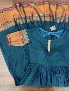 Custom-made dress – VIKA Boutique Churidar Designs, Kurti Neck Designs, Kurta Designs Women, Kurti Designs Party Wear, Churidhar Neck Designs, Hand Designs, Mehndi Designs, Frock Fashion, Indian Fashion Dresses