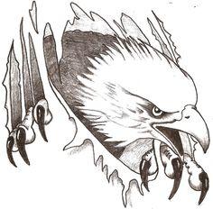 Eagle 00 by TheLob.deviantart.com on @deviantART