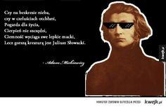 Słowacki vs Mickiewicz Nobody Loves Me, Going Insane, Everything, Haha, Jokes, Fantasy, Writing, Humor, My Love