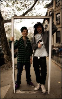 Grieves and Budo