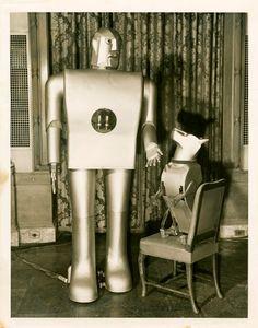 Electro & Sparko, 1939.