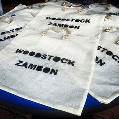 Bags shopping Woodstock!