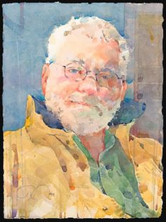 Self portrait - Ted Nuttall - 2006