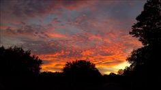 A gorgeous viewer-submitted photo shot between White Oak and Longview, TX. Check out our slideshow for more sunsets: http://www.kltv.com/slideshow?widgetid=48767