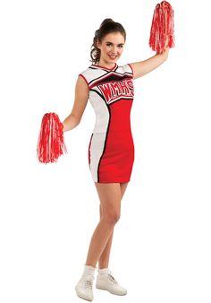 Glee Cheerios - Cheerleader Costume - Hollywood & TV at Escapade™ UK