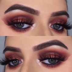 makeup eyes makeup eye makeup idea eye makeup tricks eye makeup tips eyeshadow looks day eye makeup best eye makeup gold eye makeup makeup eyes makeup eyes tutorial brown eye makeup tutorial simples eye makeup Makeup Goals, Makeup Inspo, Makeup Inspiration, Makeup Pics, Makeup Ideas, Make Up Looks, Cute Makeup, Pretty Makeup, Prom Makeup