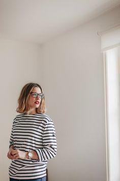 Style Memos: Breton stripes