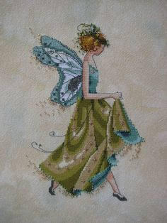 Discussion on LiveInternet - Russian Service Online Diaries Cross Stitch Uk, Cross Stitch Fairy, Cross Stitch Angels, Cross Stitch Finishing, Cross Stitch Needles, Cross Stitch Charts, Cross Stitch Designs, Cross Stitch Embroidery, Cross Stitch Christmas Stockings