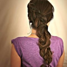 Awesome Back To School Braid Hairstyles Photos