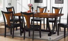 OUR ENTIRE SUPPLY OF DINNING SETS ARE ALWAYS SET AT AN UNBELIEVABLE PRICE!!! WE WILL ALWAYS BEAT EVERYONE'S PRICES!!! QUALITY FURNITURE AT A PRICE YOU CAN AFFORD! COME CHECK OUT OUR HUGE 50,000 SQ FT STORE! JOHNNYS CRAZY DEALS 850 JUNGERMAN ROAD ST PETERS MO, 63376