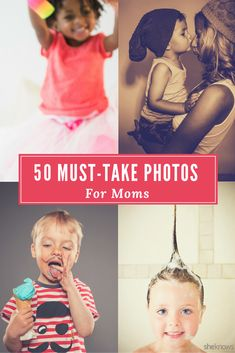 50 photos you're really going to want to take of your kid. Don't miss the opportunity to capture these moments on camera.   #Photography