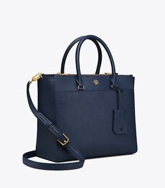 Visit Tory Burch to shop for Robinson Double-zip Tote  and more Womens View All. Find designer shoes, handbags, clothing & more of this season's latest styles from designer Tory Burch.