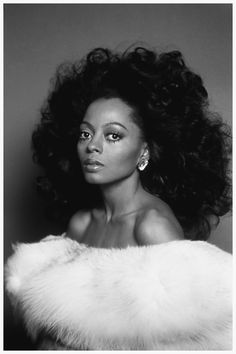 Diana Ross (born March 26, 1944) is an American singer, actress, record producer and an occasional songwriter.