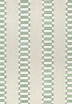 JAPONIC STRIPE, Emerald Green, AF9824, Collection Nara from Anna French Anna French, Pattern Matching, Hotel Decor, Japanese Architecture, Japanese Design, Striped Fabrics, Green Fabric, Nara, Fine Furniture