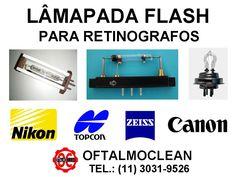 LÂMPADA DE FLASH PARA RETINOGRAFO LÂMPADA DE FLASH PARA RETINOGRAFO DE TODAS AS MARCAS  Dispomos de Lâmpada de Flash para retinografos de todos os modelos e marcas: Topcon, Nikon, Kowa, Canon, Olympus, Nidek, entre outras.  Lâmpada de flash para pronta entrega, enviamos para todo território brasileiro através do serviço do Sedex.  Consulte a OFTALMOCLEAN, informe sua marca e modelo de Retinografo e faça um orçamento sem compromisso.  OFTALMOCLEAN ASSISTÊNCIA TÉCNICA ESPECIALIZADA TEL.: (11)…