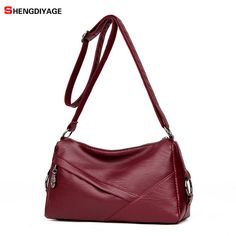Для женщин кожа Сумки женский Повседневное Сумки на плечо дамы кроссбоди мешок дизайнер молния Вместительные сумки Для женщин Курьерские Сумки sac основной