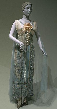 Evening Dress 1912
