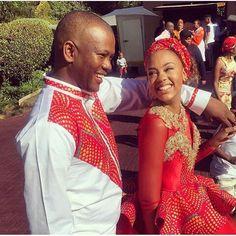 African Wedding Theme, African Wedding Attire, African Attire, African Print Dresses, African Fashion Dresses, African Dress, African Prints, African Traditional Wedding Dress, Traditional Outfits