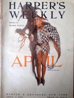Harper's Weekly April 1908