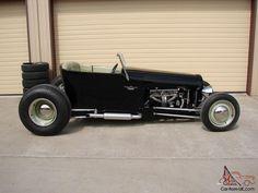 1926 Ford Lakes Modified Roadster/Black/Celery/350ci/700R4/Edelbrock600/L@@K!!!!