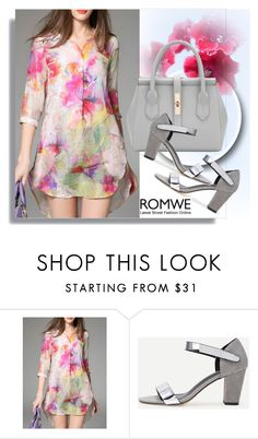 """""""ROMWE 4/3"""" by melissa995 ❤ liked on Polyvore"""