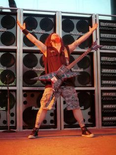 """Dimebag"" Darrell Abbott August 20, 1966 - December 8, 2004"