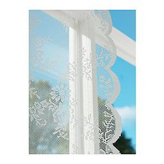 ALVINE SPETS Lace curtains, 1 pair, off-white $14.99 $9.99 Article Number:201.120.11