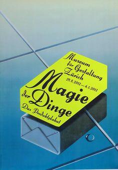 Iza Hren, Magie der Dinge, 2012