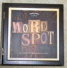 WordSpot | Board Game | BoardGameGeek