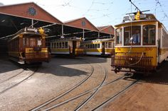 Transport Museum, City Break, Transportation, Cabin, Traditional, House Styles, Trains, Home Decor, Somewhere In Time