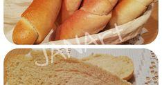 Suroviny : 250g vlažnej vody 3pl rozpusteného masla (alebo oleja) 1pl kvásku 500g polohrubej múky 10g cukru 10g soli ... Hot Dog Buns, Hot Dogs, Bread, Food, Basket, Brot, Essen, Baking, Meals