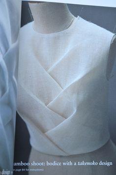 weave a bodice... Takenoko