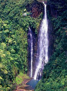 Kuai Refuge Waterfall