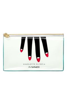 Charlotte Olympia for M·A·C Makeup Bag available at #Nordstrom