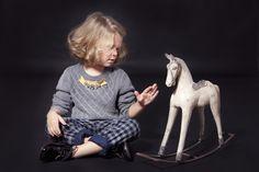 Children winter fashion by Monica Tand and Ilona Tand
