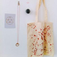 DIY bag / snug.postcard golden ratio / next necklace // snug-online.com