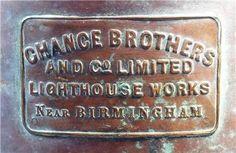 Victorian Chance Brothers & Cº Ltd Lighthouse Kerosene Oil Argand Lamp Rare
