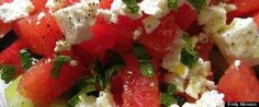 If you're looking for a cool and refreshing salad recipe for this summer, look no further.