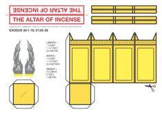 Altar printable