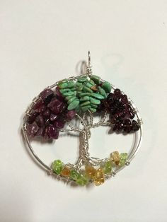 Custom tree of life pendant  https://www.etsy.com/listing/216380106/your-custom-build-tree-of-life-necklace
