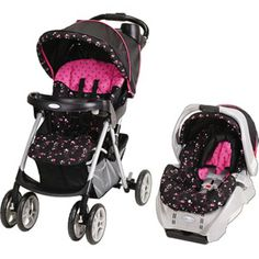 Graco - Spree Travel System, Priscilla