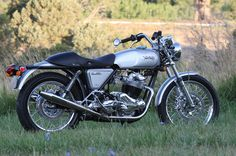 One look at this 850 Norton Commando from Colorado Norton Works (coloradonortonworks.com) tells you everything you need to know about why this bike has so many admirers. Beautiful!