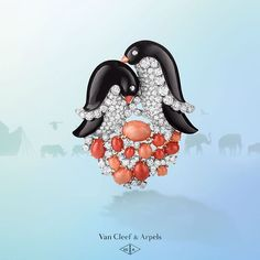 New High Jewelry collection: L'Arche de Noé racontée par Van Cleef & Arpels