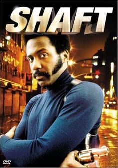 """❤ """"Shaft""""  the theme song will stay in your head throughout the movie and beyond."""