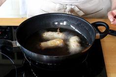 """Diaporama """"Comment faire des nems poulet crevettes ?"""" - Cuisson des nems"""