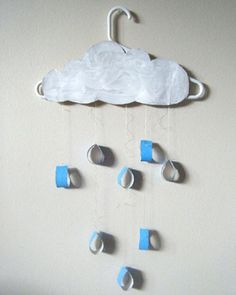 april showers mobile craft