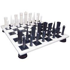 Modern Chess Set on AHAlife
