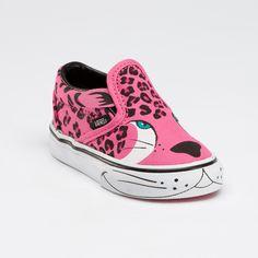 The cutest Cheetah Shoe