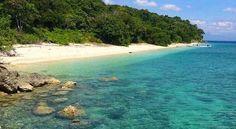 Pantai Poto Jarum - Objek Wisata Di Pulau Moyo Sumbawa